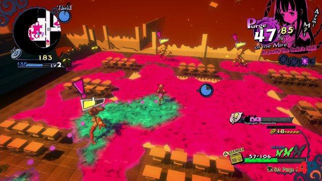 Screenshot - Poison Control (PS4)