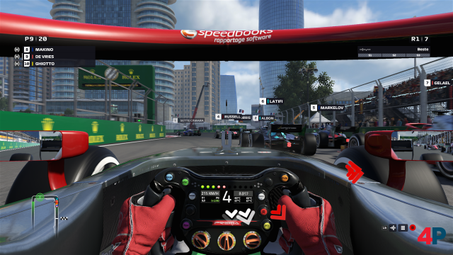 Screenshot - F1 2019 (PC)