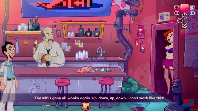 Screenshot - Leisure Suit Larry - Wet Dreams Don't Dry (PS4) 92584127