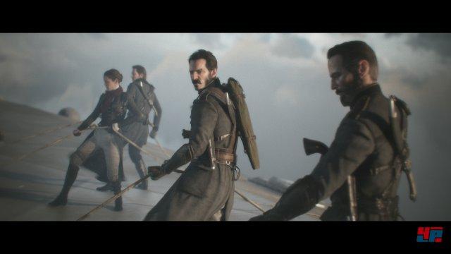 Die Story macht neugierig: Die Ritter der Tafelrunde agieren wie eine Spezialeinheit zum Schutze Englands…