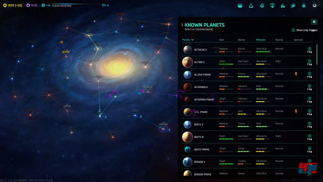Screenshot - Master of Orion (PC) 92520962