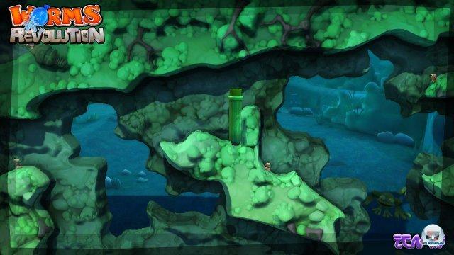 Screenshot - Worms Revolution (360) 92411827