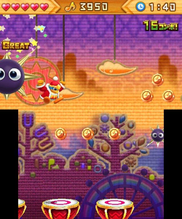 Screenshot - Kirby Triple Deluxe (3DS) 92474126