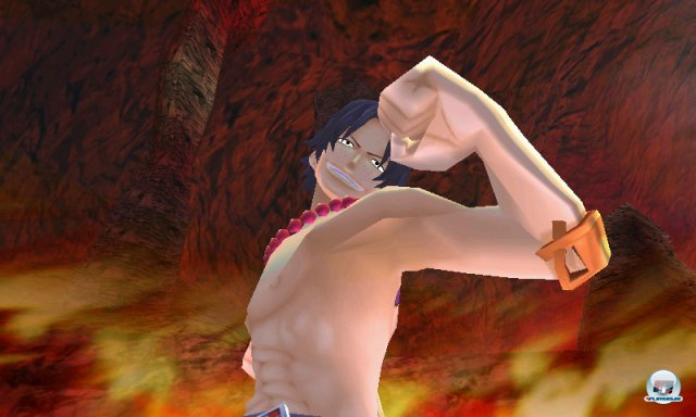 Screenshot - One Piece: Unlimited Cruise SP (3DS)