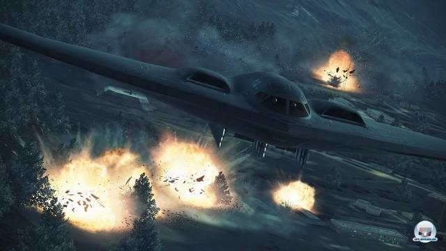 Screenshot - Ace Combat: Assault Horizon (360) 2222019
