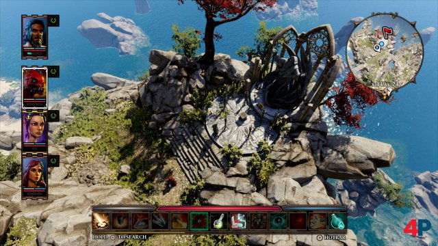 Screenshot - Divinity: Original Sin 2 (Switch) 92597773