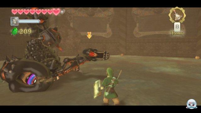 Screenshot - The Legend of Zelda: Skyward Sword (Wii) 2284182