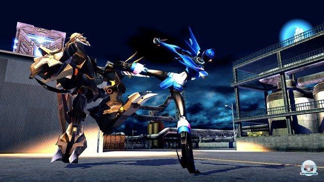 Screenshot - TransFormers: Prime (Wii_U)