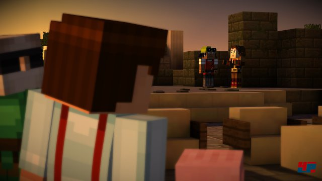 Screenshot - Minecraft: Story Mode - Episode 2: Montage erforderlich (360) 92516462