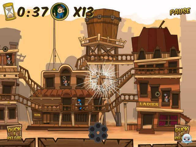 Screenshot - North & South (iPad) 2348182