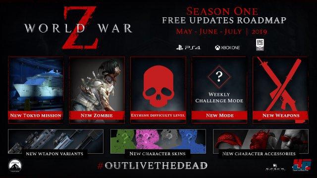 Screenshot - World War Z (PC)