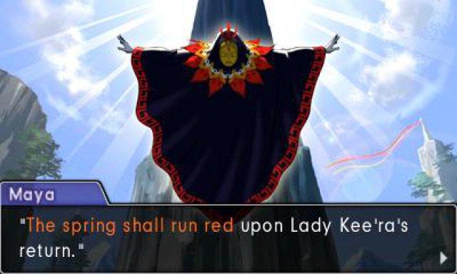 Screenshot - Phoenix Wright: Ace Attorney - Spirit of Justice (3DS) 92533092