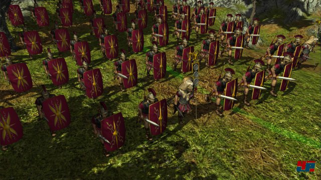Screenshot - Hegemony Rome: The Rise of Caesar (PC)