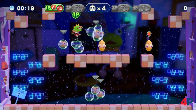 Screenshot - Bubble Bobble 4 Friends (Switch) 92600804