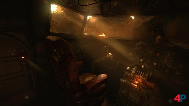 Screenshot - Amnesia: Rebirth (PC)