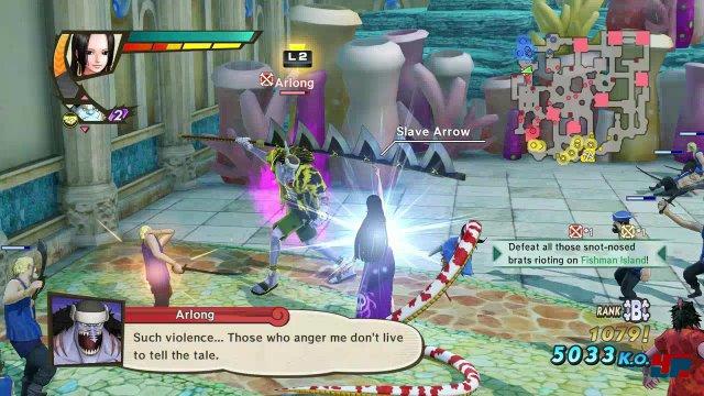 Screenshot - One Piece: Pirate Warriors 3 (PC) 92511862