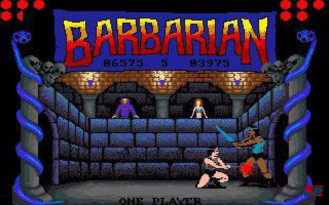 Screenshot - Barbarian: The Ultimate Warrior (Spielkultur) 92488928