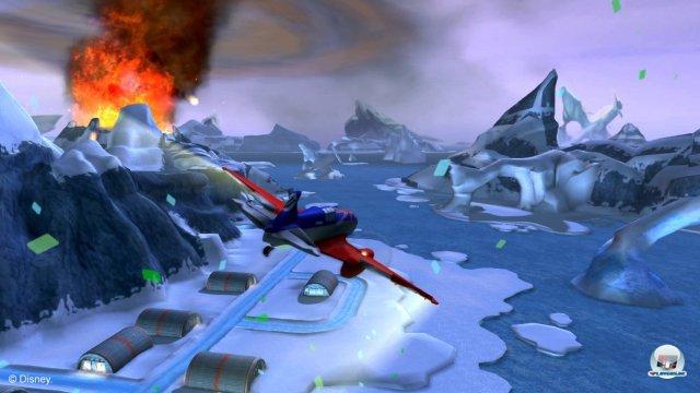 Screenshot - Planes - Das Videospiel (Wii) 92458864