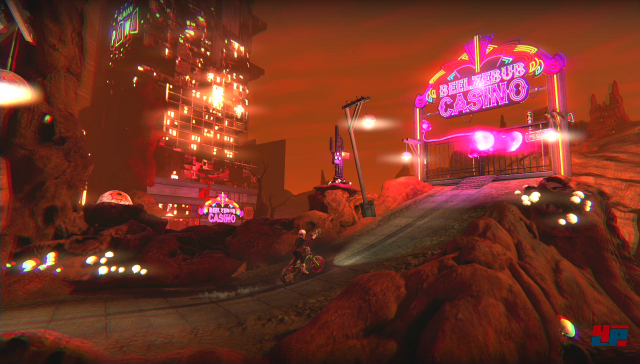 Screenshot - Trials of the Blood Dragon (PC)