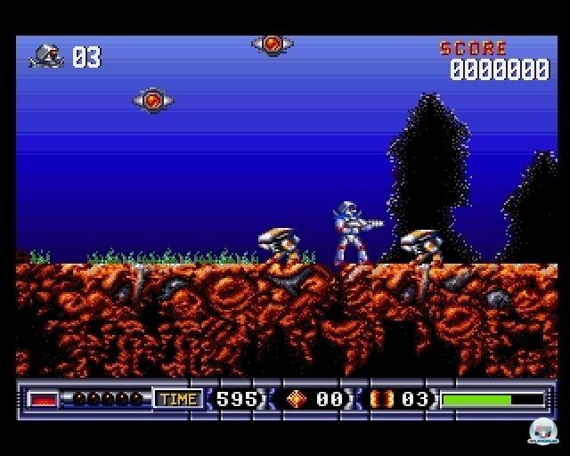 Screenshot - Turrican II (PC) 2300992