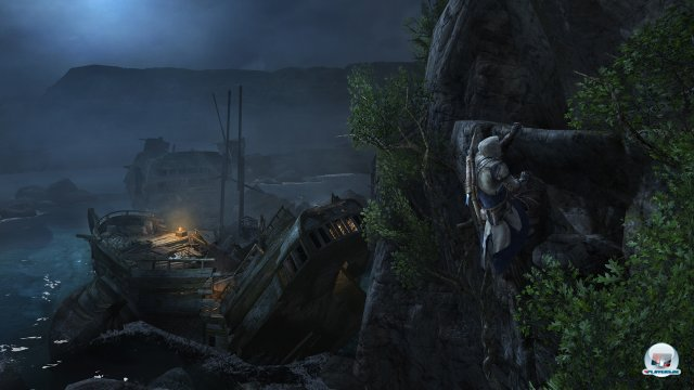 Screenshot - Assassin's Creed III (360) 92406257