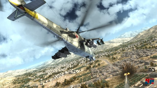 Screenshot - Air Missions: HIND (PC) 92532324