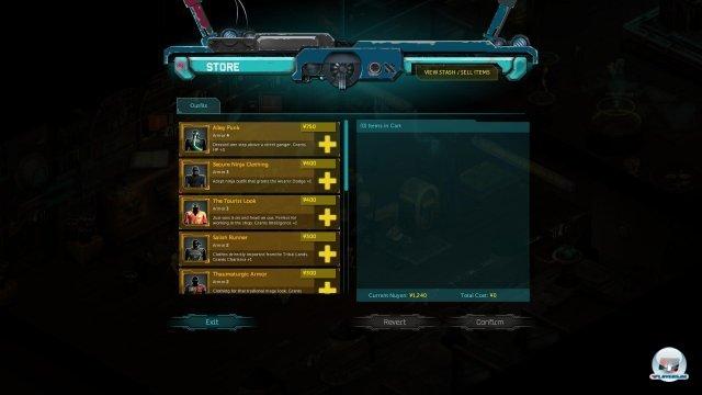 Screenshot - Shadowrun Returns (PC) 92465710