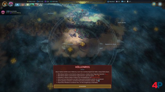 Screenshot - Age of Wonders: Planetfall (PC) 92593908