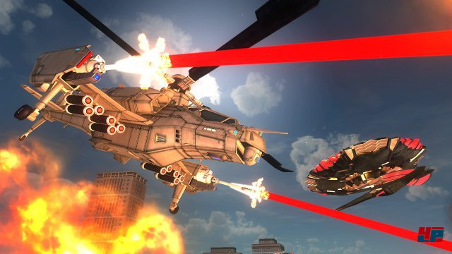 Screenshot - Earth Defense Force 5 (PS4) 92573055