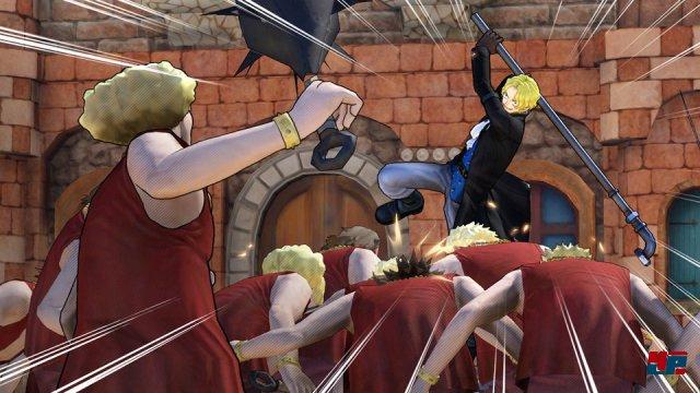Screenshot - One Piece: Pirate Warriors 3 (PlayStation3) 92497607