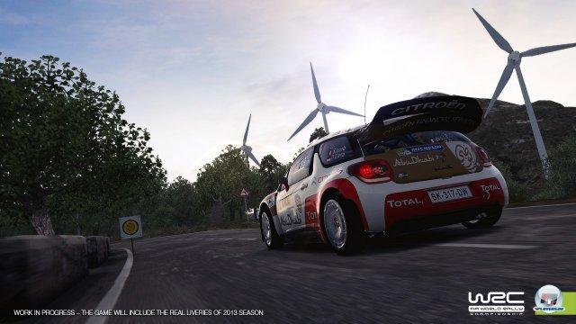 Deutschland zählt zu den beiden Rallyes, für die man neue Kurse erstellt hat.