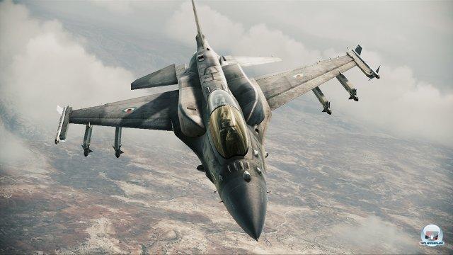 Screenshot - Ace Combat: Assault Horizon (360) 2273032