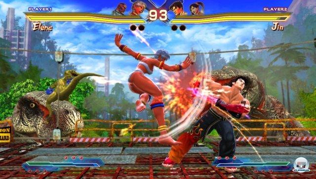 Screenshot - Street Fighter X Tekken (PS_Vita) 2376087