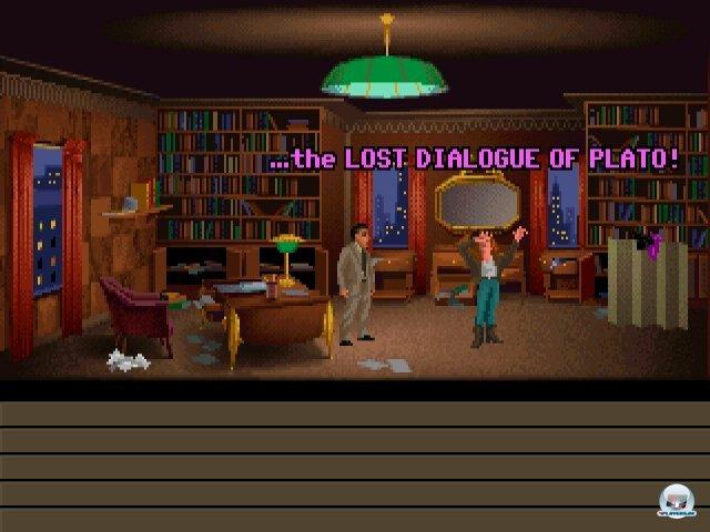 Screenshot - Indiana Jones and the Fate of Atlantis (PC) 2283512