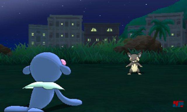 Screenshot - Pokémon Sonne & Mond (3DS) 92535035