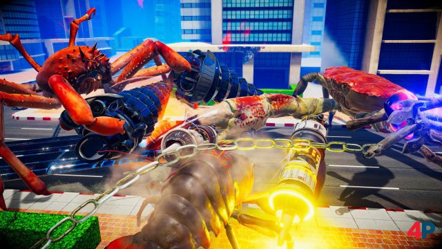 Screenshot - Fight Crab (PC) 92620690