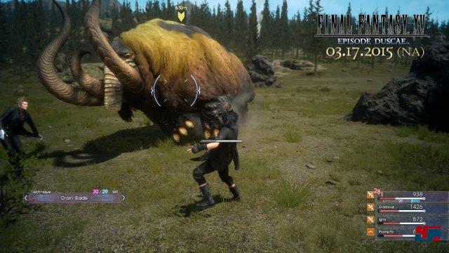 Screenshot - Final Fantasy 15 (PlayStation4) 92500912