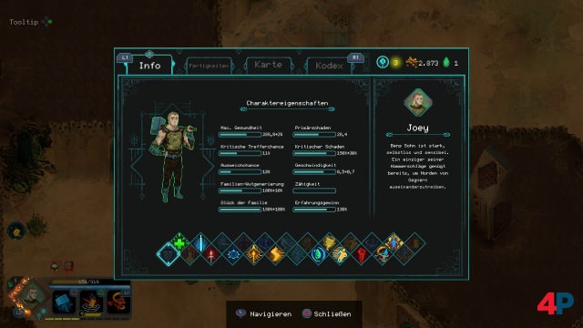 Screenshot - Children of Morta (PS4) 92598648