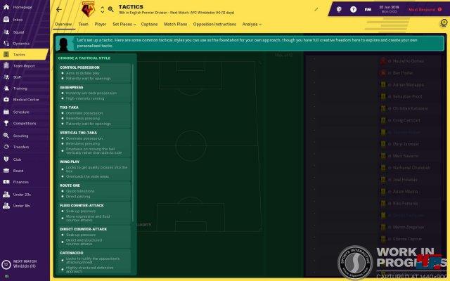 Screenshot - Football Manager 2019 (PC) 92577138