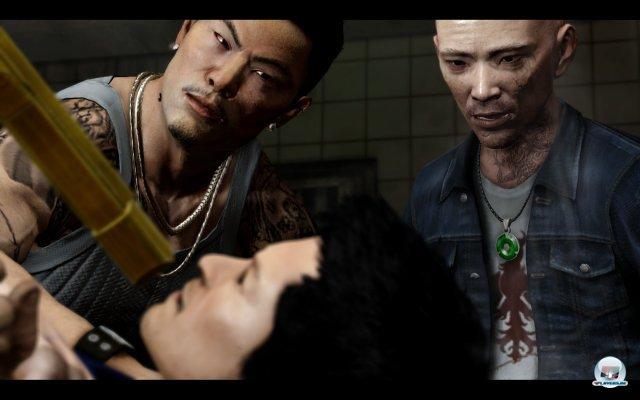 Als Undercover-Polizist ist Wei Shen zwischen seiner Loyalität zum Dienst und der Welt, in der er aufwuchs, gefangen.