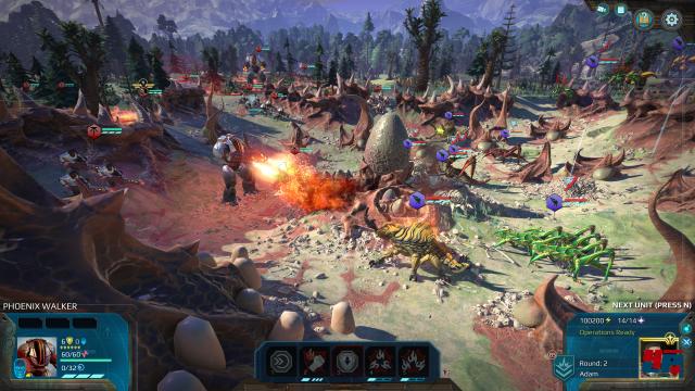 Screenshot - Age of Wonders: Planetfall (PC) 92582693