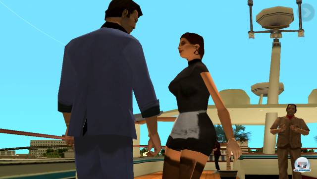 Screenshot - Grand Theft Auto: Vice City (iPhone) 92430522