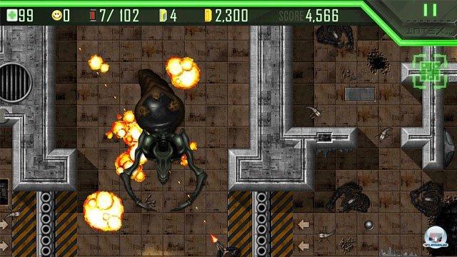 Screenshot - Alien Breed (PlayStation3)