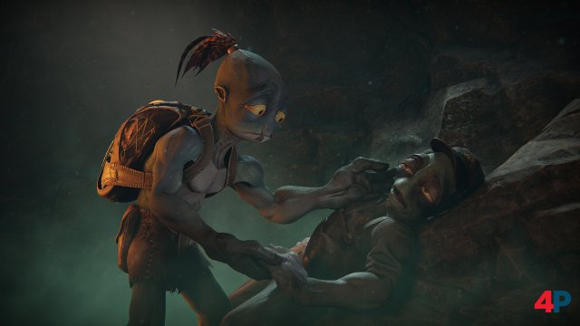 Screenshot - Oddworld: Soulstorm (PlayStation5) 92615536
