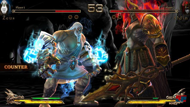 Screenshot - Fight of Gods (PC)
