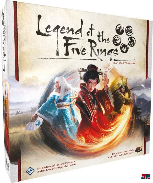 Screenshot - Legend of the Five Rings (Spielkultur)