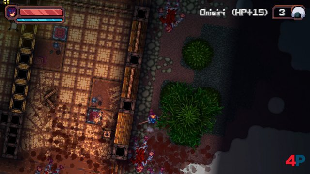 Screenshot - Blood Branched Sakura (PC) 92608408
