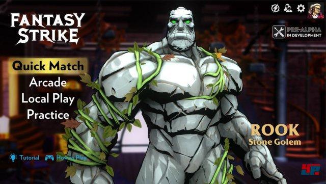 Screenshot - Fantasy Strike (Mac) 92549082