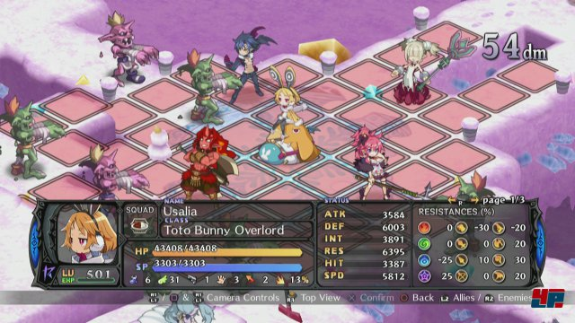 Screenshot - Disgaea 5: Alliance of Vengeance (PlayStation4) 92508599