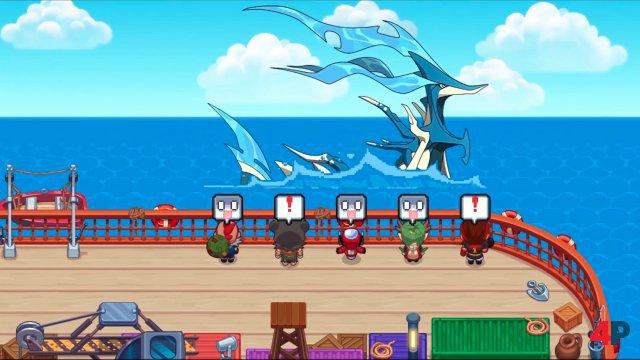 Screenshot - Nexomon: Extinction (PC)